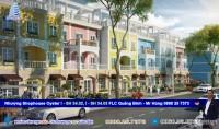 Cần bán 2 Shophouse OYTER I-SH 34.02 & 34.03A, dự án FLC Quảng Bình