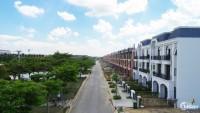 Mở bán nhà phố - Biệt thự chuẩn Châu Âu TP Tân An, 3ty2,100m2