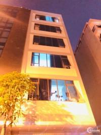 Bán nhà phố Liễu Giai, Văn Cao 80m2 7 tầng 19.x tỷ, vỉa hè ô tô kinh doanh