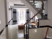 Bán nhà 40m2,4 lầu Nơ Trang Long P.14 Quận Bình Thạnh