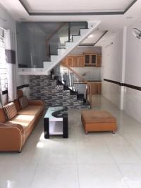 Bán nhà 64m2,4 lầu,hxh Nguyễn Văn Đậu Phường 7 Quận Bình Thạnh