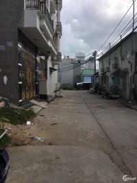 Nhà 1 trệt 1 lầu 80m2,Giá 1 tỷ 2,đường Phan Văn Hớn,Q12,SHR,lh:0777-554-625