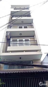 Bán nhà HXH  2 mặt tiền trước sau  Gò Dầu  Q,Tân Phú  DT  4x14   1 trệt  5 lầu