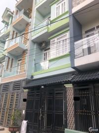 Bán nhà hxh  Lý Thành Tông Q,Tân  Phú  DT : 4x14  Đúc  3,5 tấm  nhà mới đẹp