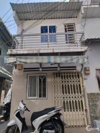 Chính chủ bán nhà 1 Sẹc,Hẻm rộng 4m,2 mặt tiền,1TR 1 Lầu giá rẻ khuu Bình Triệu