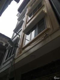 Chuyển nhà - tôi bán nhà 35m2, mặt tiền 3,6m*5T, ngõ 40 Phan Đình Giót 3,05 tỷ