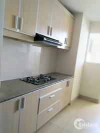 Cần Cho thuê gấp căn hộ Res 3 Quận 7, Dt : 75 m2, 2PN, nhà mới đẹp