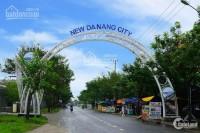 Chủ cần tiền bán nhanh lô đường 5.5m dự án New Đà Nẵng City. 0935110880