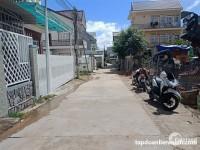 Bán lô đất 2 mặt tiền, hẻm ô tô đường Nguyễn Công Trứ - TP. Đà Lạt