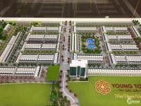 Mở bán giai đoạn F1 khu đô thị xanh Young Town Tây Bắc Sài Gòn 686 triệu SHR