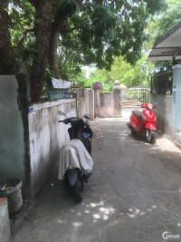 Bán đất tặng ngay căn nhà cấp 4 kiệt Phan Chu Trinh - Phường An Cựu. DT112,7m2