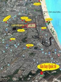 Sở hữu đất TTTP Đà Nẵng, sát biển giá chỉ từ 2,8 tỷ đồng. Chiết khấu lên đến 3%