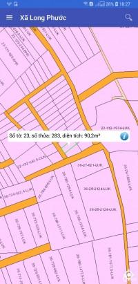 Bán 2 lô đất vị trí đẹp tại xã An Viễn và xã Long Phước, giá tốt