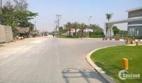 Cần tiền làm ăn bán lô đất 72m2 Shr, KDC Samsung Village, Phú Hữu, Q9.