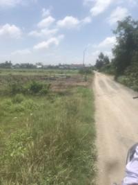 Bán 6 công đất trồng cây hàng năm thị trấn Thủ Thừa
