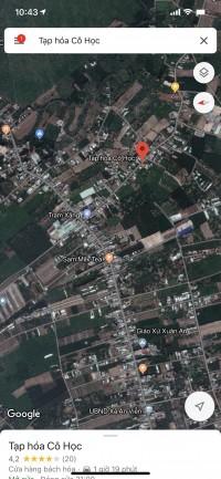 Bán đất mặt đường 12m, ngay KCN Giang Điền, SHR TC 100%