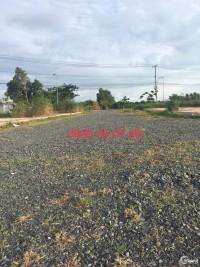 Đất nên sổ đỏ TP Vị Thanh hai mặt tiền đường 500tr