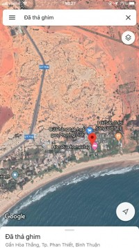 Chính chủ cần bán lô đất ngay gần biển, SHR, thổ cư, chỉ 9tr/m2