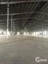 Cho thuê một phần xưởng, đã hoàn thiện An Lộc, Long Thành, Đồng Nai