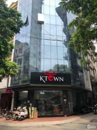 Nhà mặt phố kinh doanh Chùa Láng 65m2 4 tầng