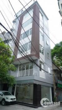 Cho Thuê Nhà Mặt Phố Ô Chợ Dừa 40m x 5 tầng