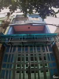 CHo thuê nhà MT 38 Tân Sơn Nhì DT 4,5x10m 1 trệt 2 lầu giá 10 triệu
