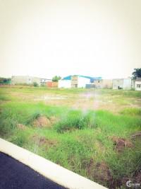 Đất gần chợ Cầu Xáng 100m2, SHR, Xây dựng tự do. Bình Chánh.