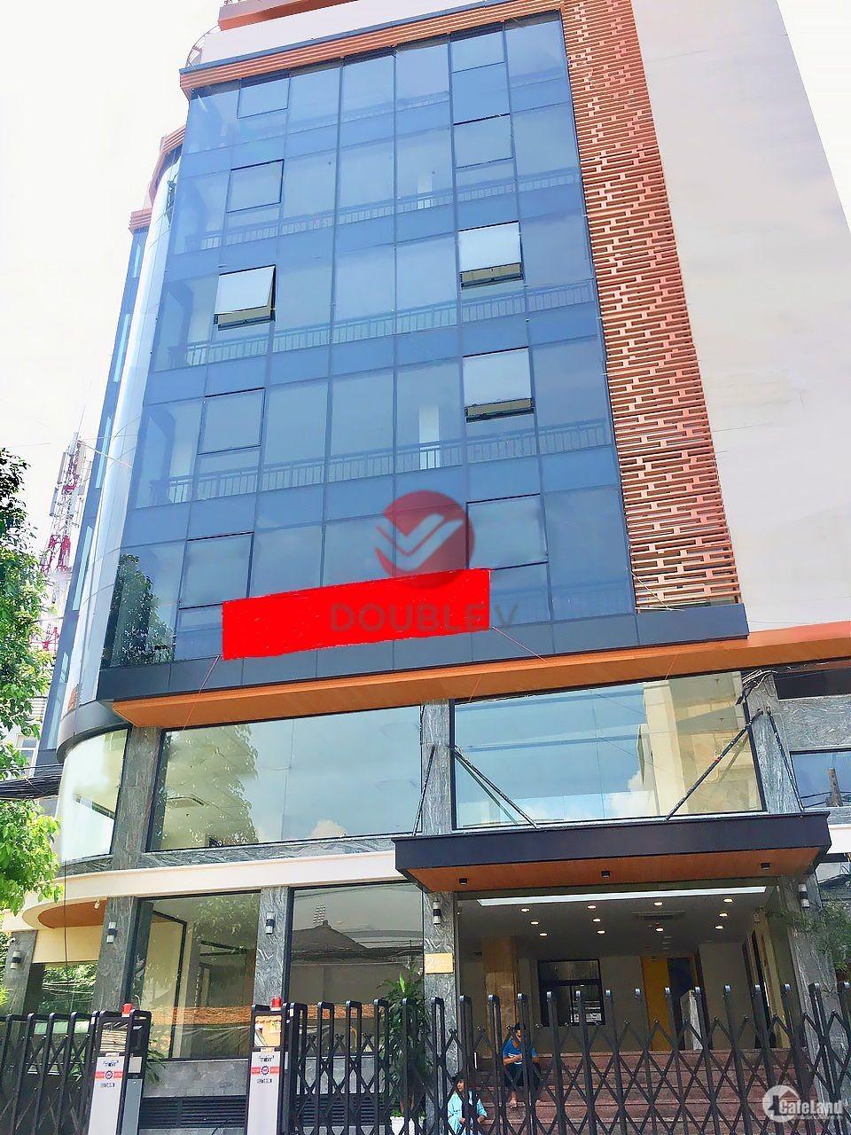 Văn phòng cho thuê quận Bình Thạnh dt 169m2 mới 100% gần Q.1 giá 80tr