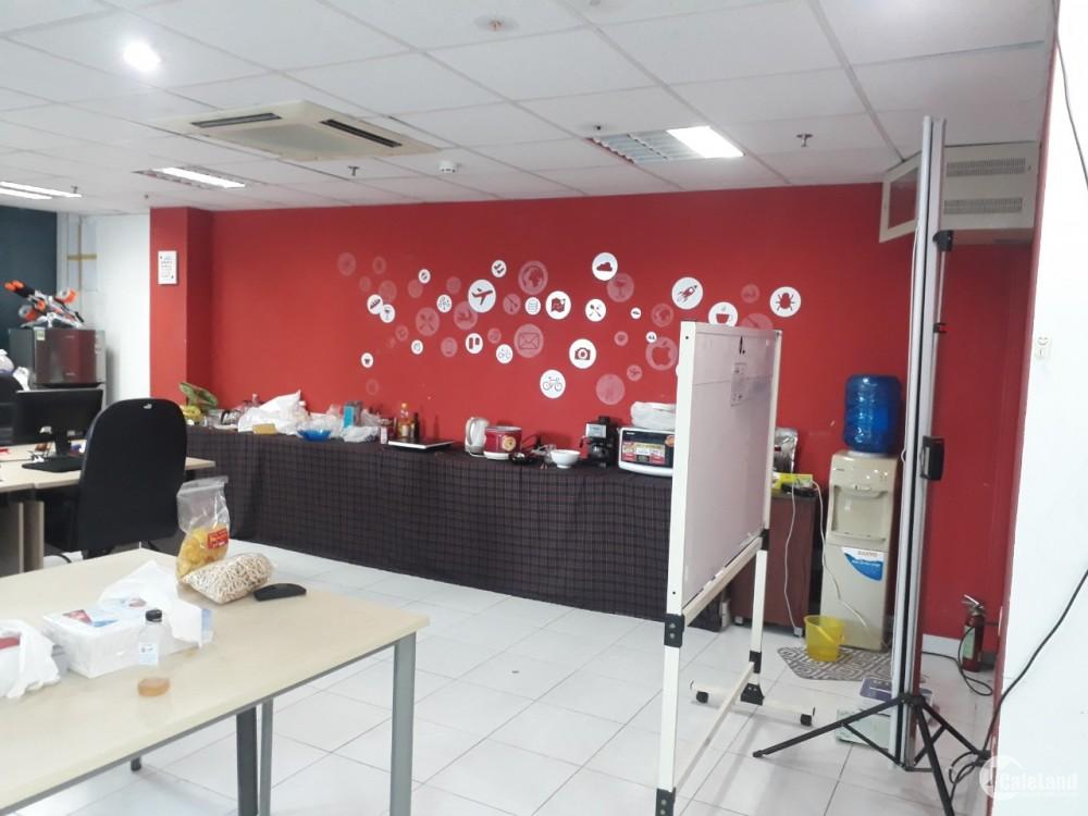 Cho thuê văn phòng 120m2, Lê Quanh Định, phường 14, quận Bình Thạnh.