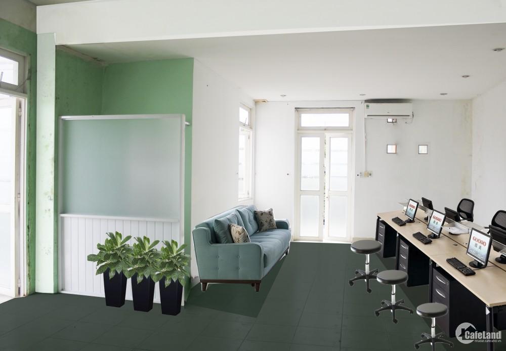Văn phòng Cho thuê chính chủ 60m2 Giá Quận 4