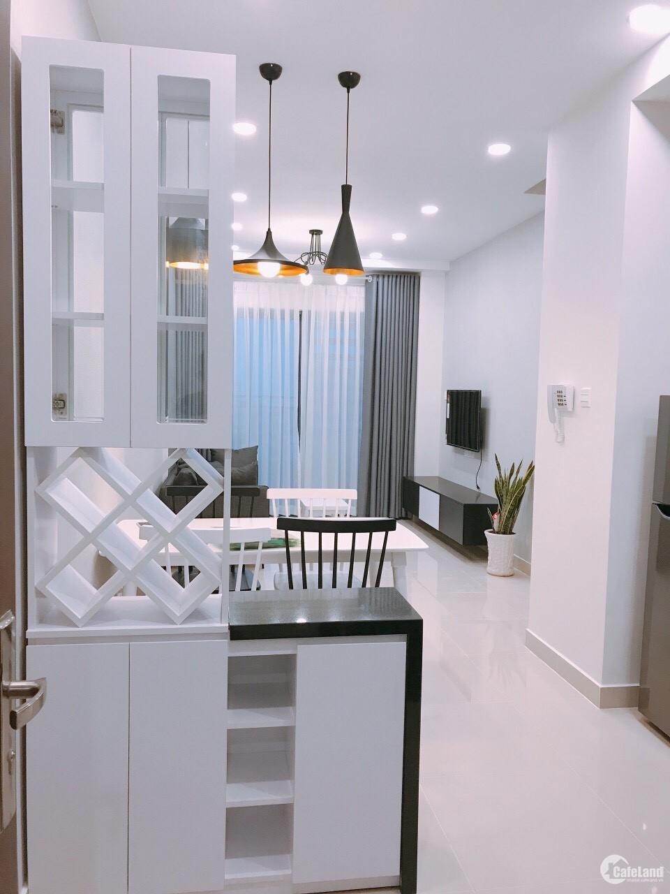 Cho thuê officetel Sài Gòn Royal Bến Vân Đồn, Quận 4, giá chỉ từ 11triệu/tháng