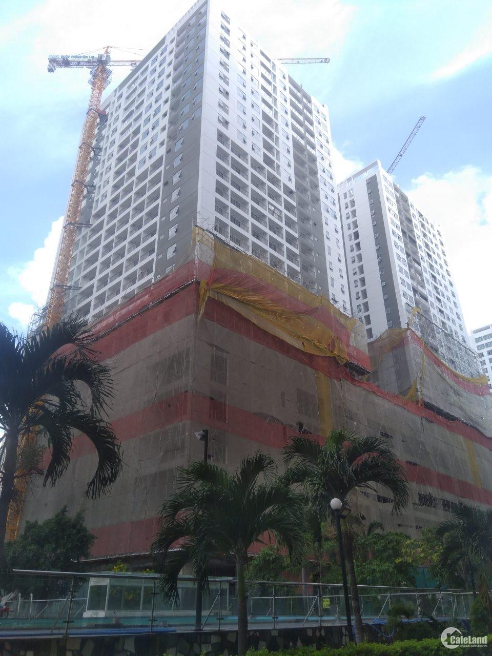 Officetel ngay Phạm Hùng - Tạ Quang Bữu khu thương mại lớn nhất quận 8