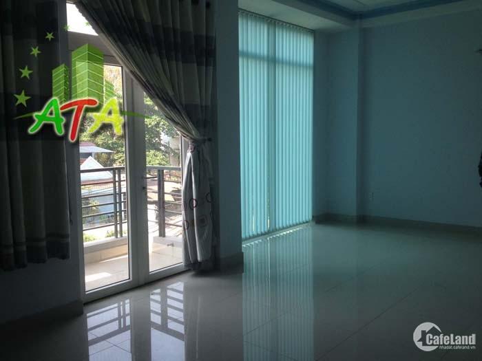 Văn phòng đang trống nằm trong tòa nhà lớn đường Bạch Đằng, Q. Tân Bình