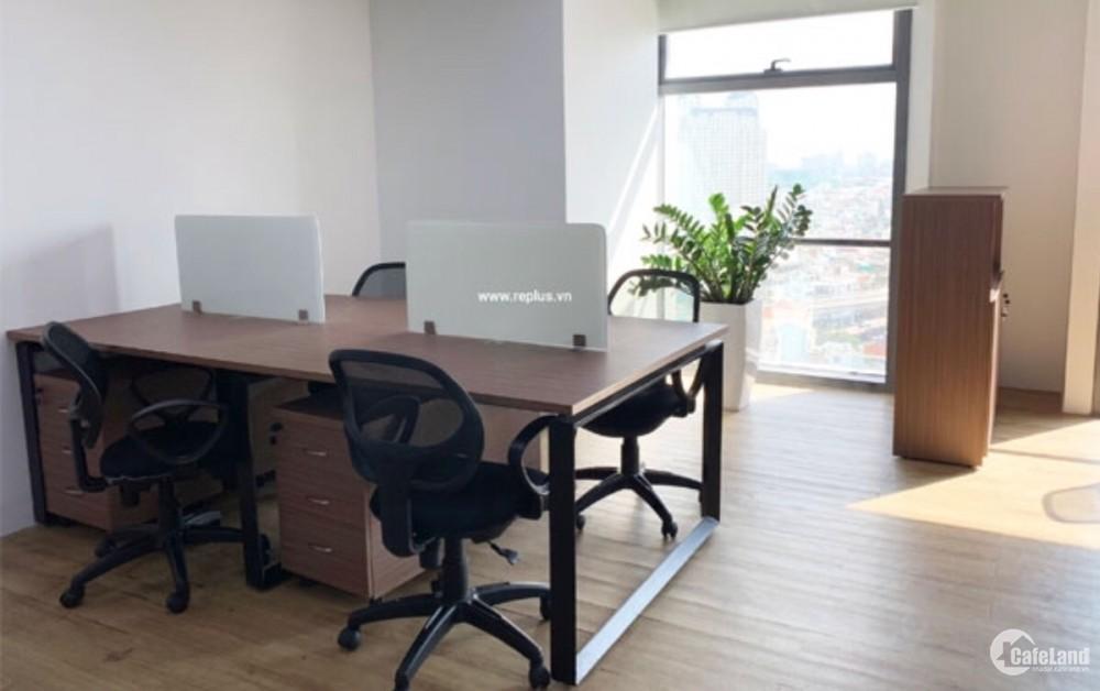 Cho thuê văn phòng tầng trệt 80m2, có hầm để xe, Kha Vạn Cân, Thủ Đức.