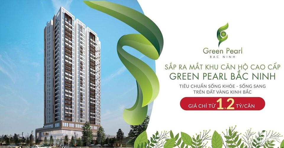 Green Pear; Bắc Ninh miếng bánh ngon của giới bất động sản cả nước
