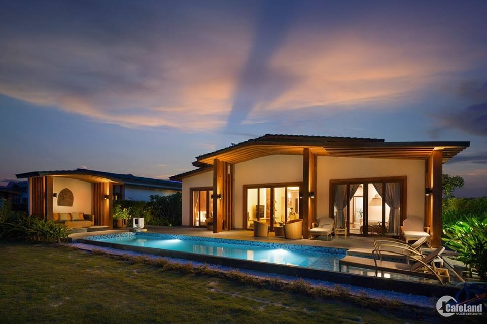 Bán villas + căn hộ biển chuyển nhượng tại Bãi Dài Nha Trang,giá hợp lý chênh lý