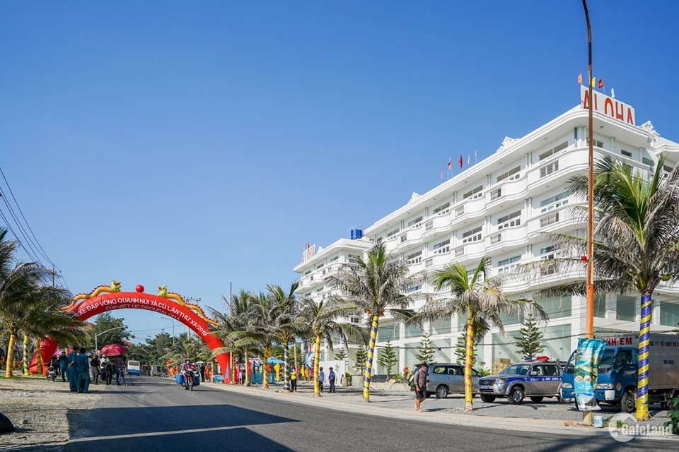 Chính thức mở bán  shophouse Aloha Phan Thiết,