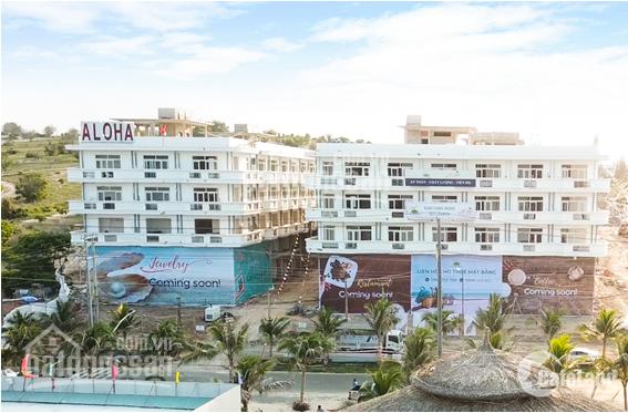 Shophouse và Căn hộ Biển Aloha Phan Thiết, kinh doanh nhận lợi nhuận