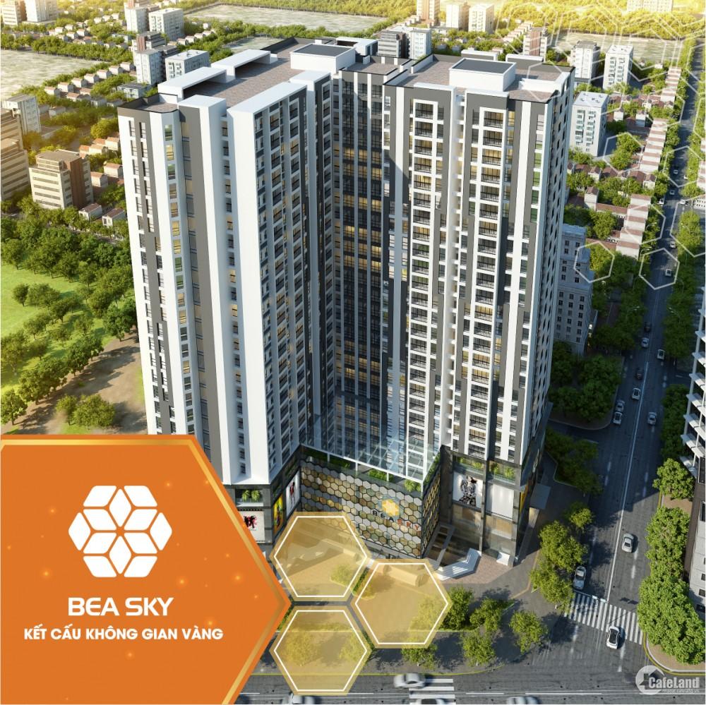 Sở hữu căn hộ chung cư Bea Sky Quận Hoàng Mai giá chỉ từ 2,1 tỷ , LH 0328478199