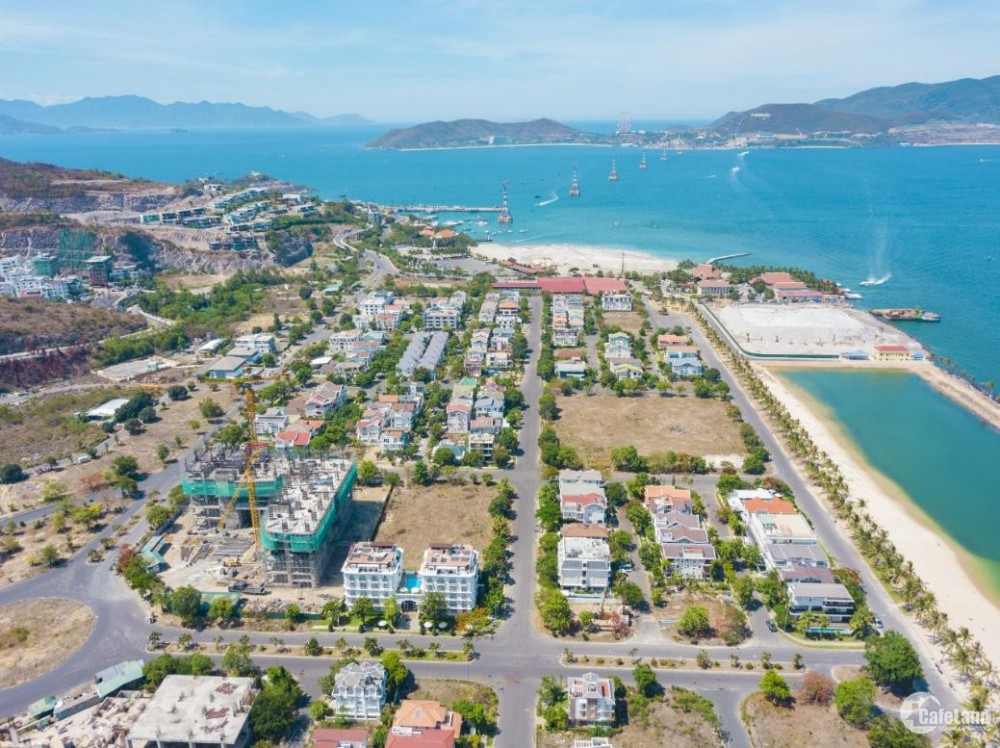 Condotel Peninsula Nha Trang, HT vay 5 năm 0% LS,  view 2 mặt biển, giá đợt 1