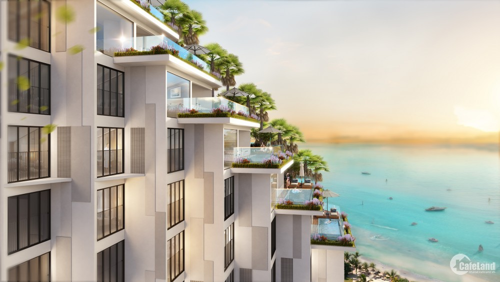 Thu về trên 200tr/năm với căn hộ biển đẳng cấp 5* quốc tế - Giá 900tr/căn