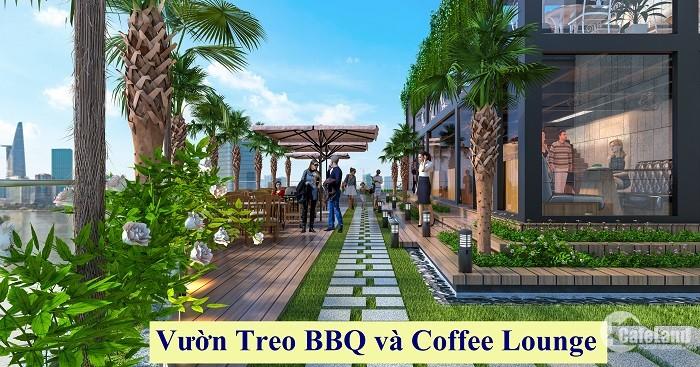 Mở bán giai đoạn 1 căn hộ cao cấp quận 2 giá 65Tr/m2, View triệu đô sông Sài Gòn