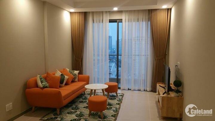 Bán CH Gold View 2PN - 2WC - 81m2, giá 3,8 tỷ, nhà hoàn thiện, view thoáng mát