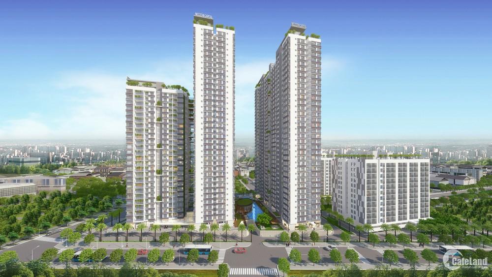 Thật dễ dàng sở hữu căn hộ tuyệt đẹp tại The Western Capital với giá chỉ 800tr.