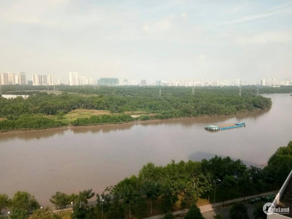 Belleza 124m2: 3PN + 2WC, nội thất cơ bản, view sông thoáng mát 2.570tỷ VAT