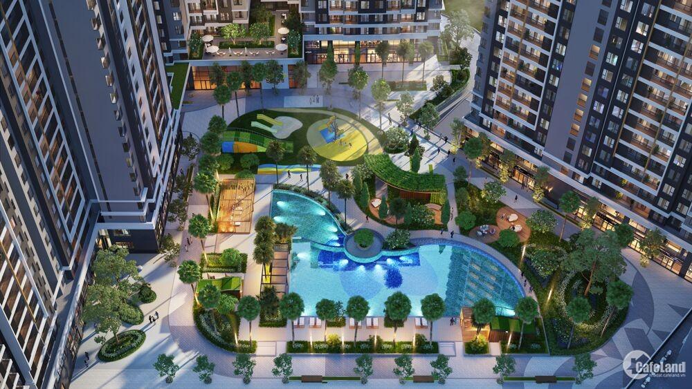 Chính chủ bán 2 căn hộ Safira Khang Điền Q.9, 1PN, 2PN, view hồ bơi 1000m2,