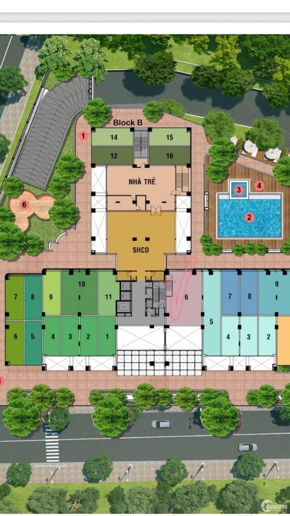 Bán shophouse, dự án Dream Home Residence tại Quận Gò Vấp, TP.HCM