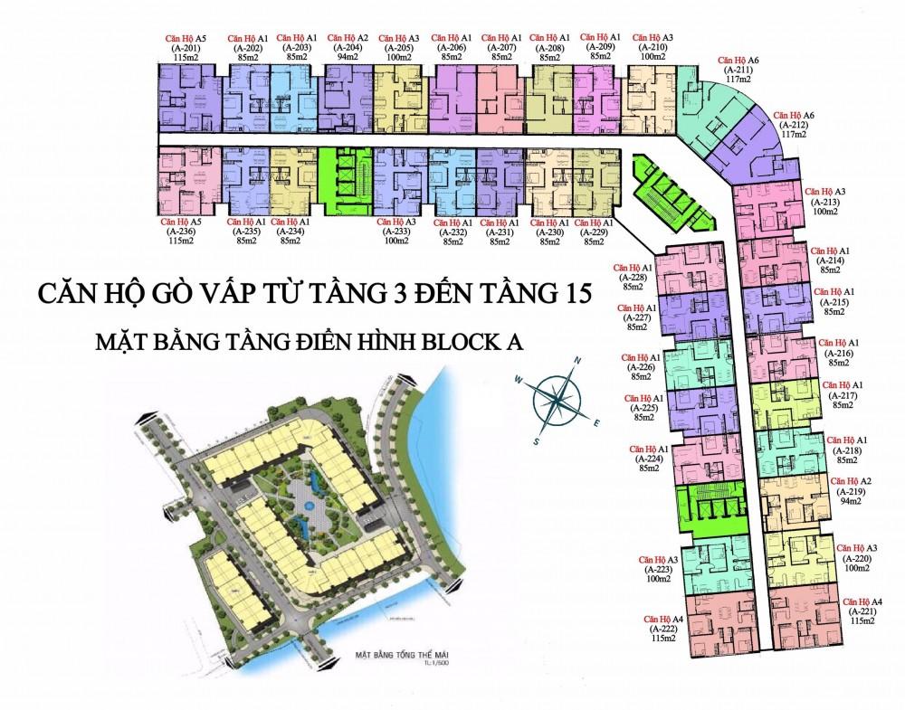 Chính thức nhận giữ chỗ dự án Mường Thanh Gò Vấp.