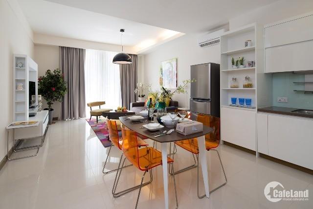 Bán căn hộ SAIGON AIRPORT PLAZA 1PN_59m2, đủ nội thất Q. Tân Bình