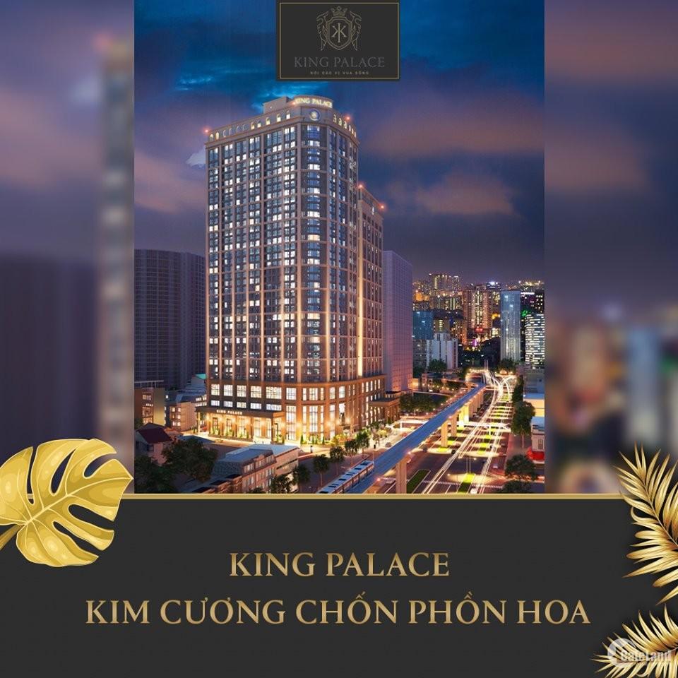 Sự thật về chủ đầu tư Alphanam - King Palace 108 Nguyễn Trãi
